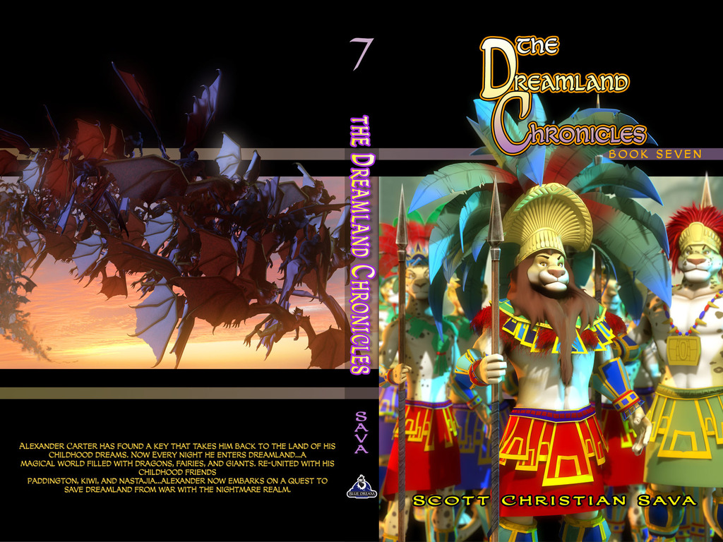 The Dreamland Chronicles Book Seven!'s video poster