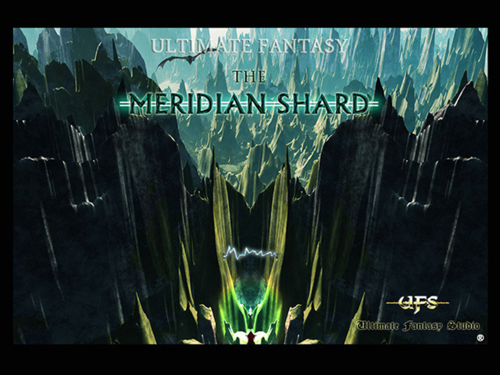 The Meridian Shard RPG - An indie game.'s video poster