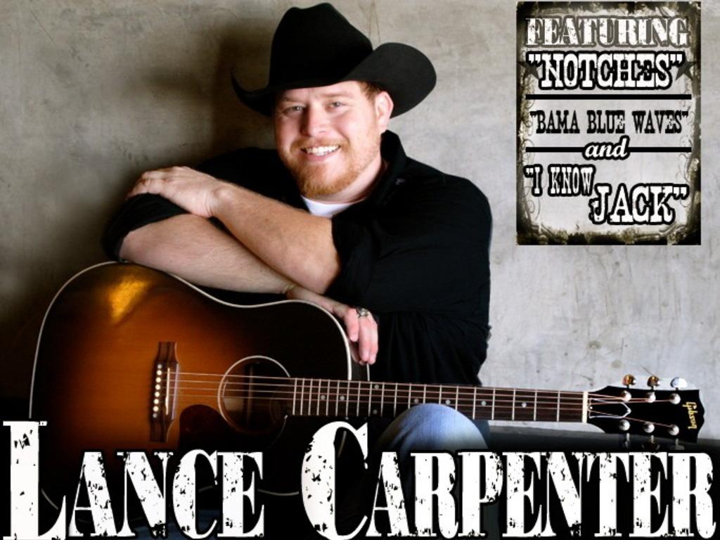 Lance Carpenter's Debut Album's video poster