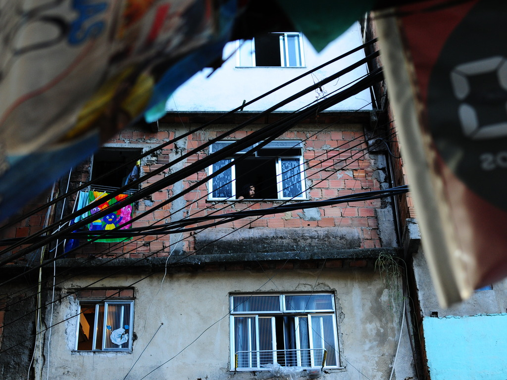 Rocinha: From the Eyes of Children's video poster