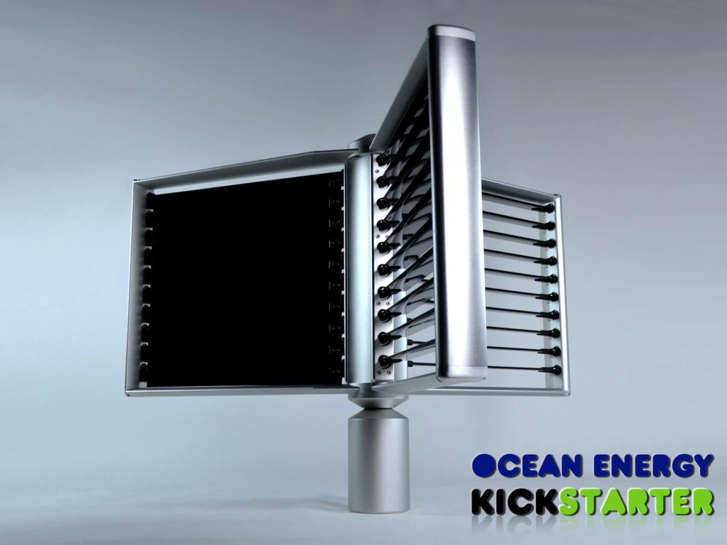 Ocean Energy Turbine - Limitless Clean Renewable Energy's video poster