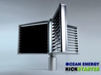 Ocean Energy Turbine - Limitless Clean Renewable Energy