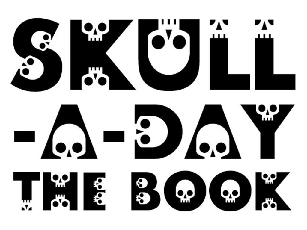 Skull-A-Day:  365 Days/365 Skulls -The Ultimate Book's video poster