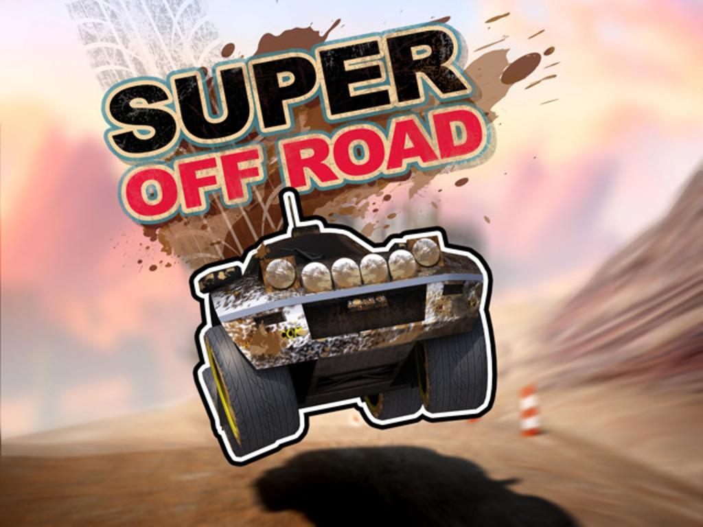 Super Off-Road's video poster