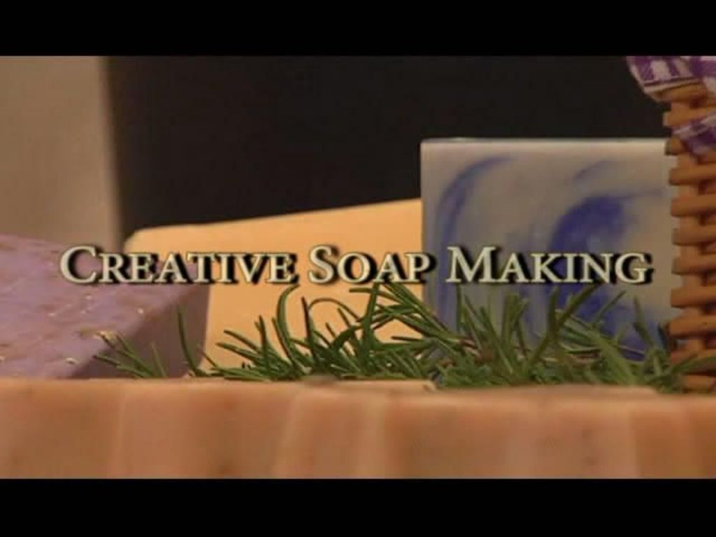 Creative Soap Making - the basics and beyond's video poster