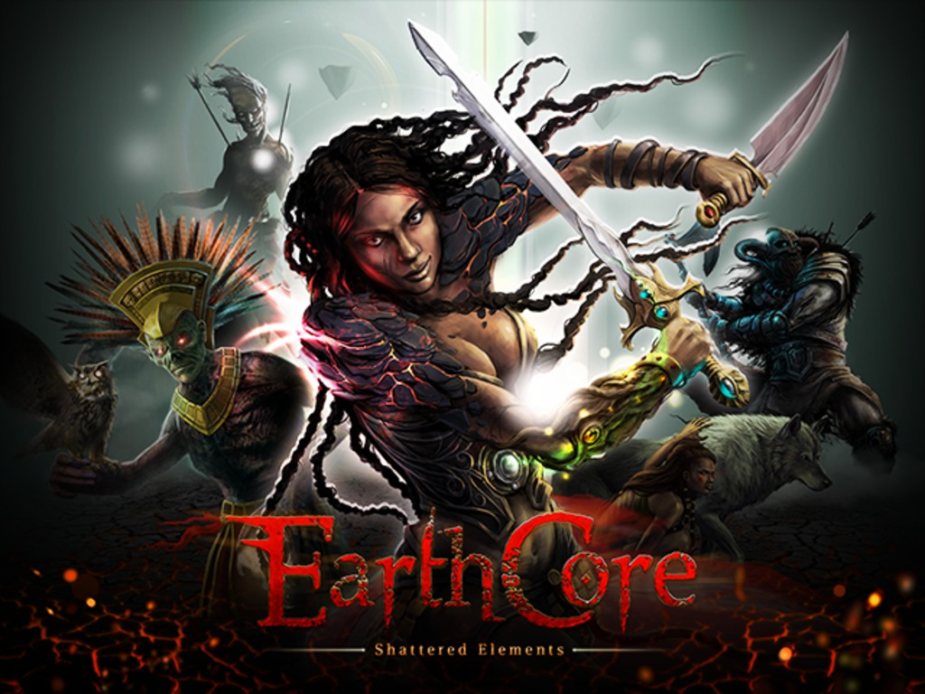 Earthcore: Shattered Elements (PC, Mac & Mobile) (Canceled)'s video poster