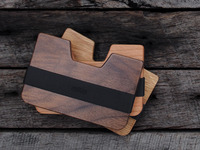 Poquito: (More than) A Little Wood Wallet