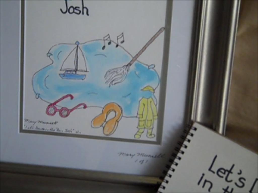 Let's Dance in the Rain Josh's video poster