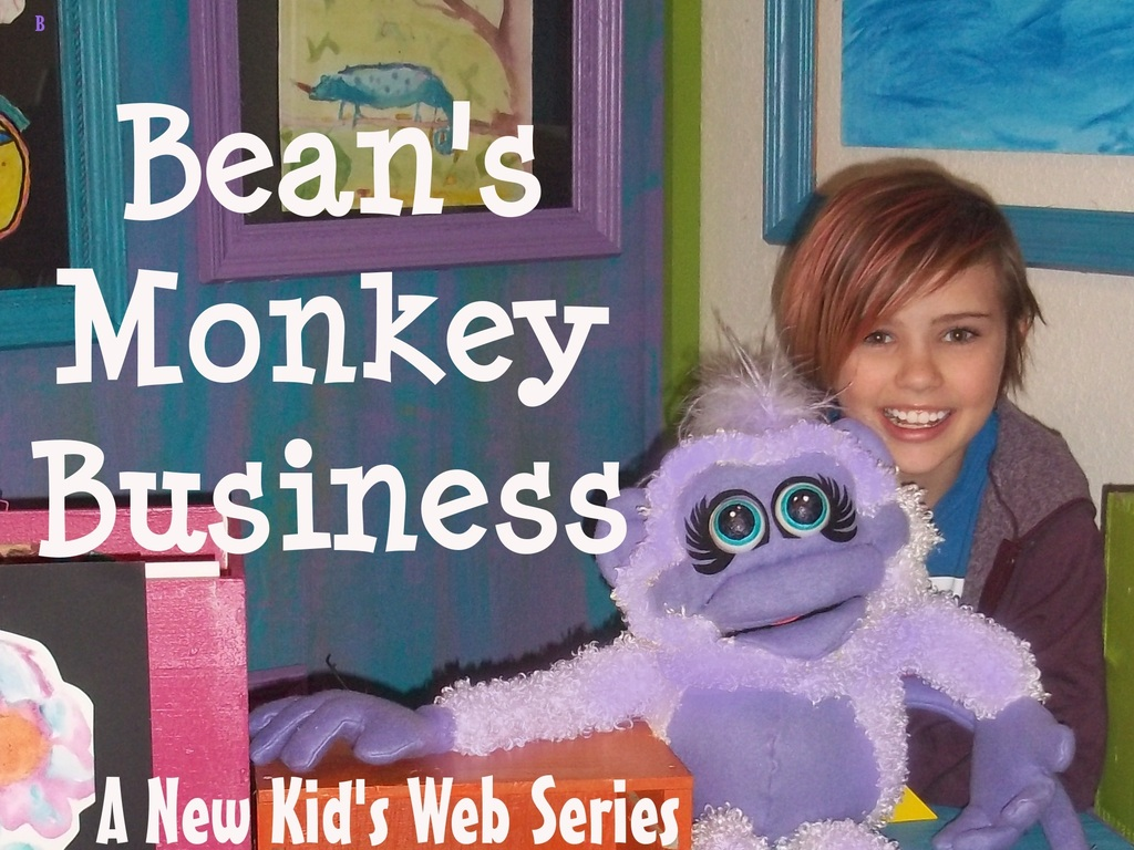 Bean's Monkey Business's video poster