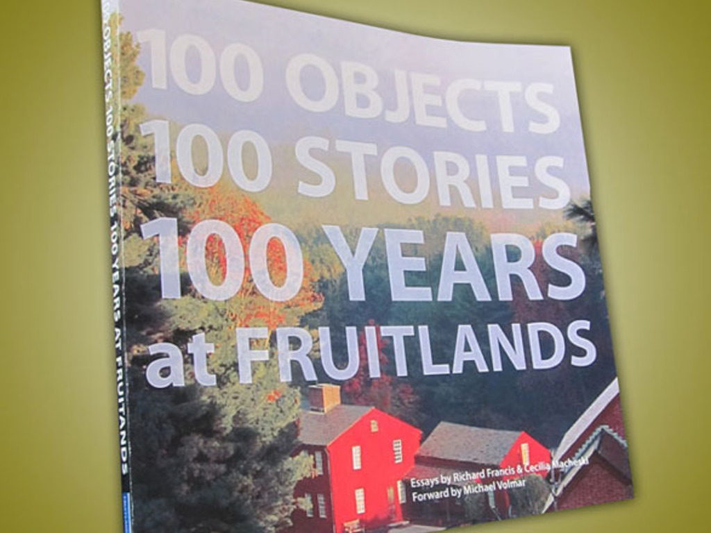 100 Objects, 100 Stories, 100 Years at Fruitlands's video poster