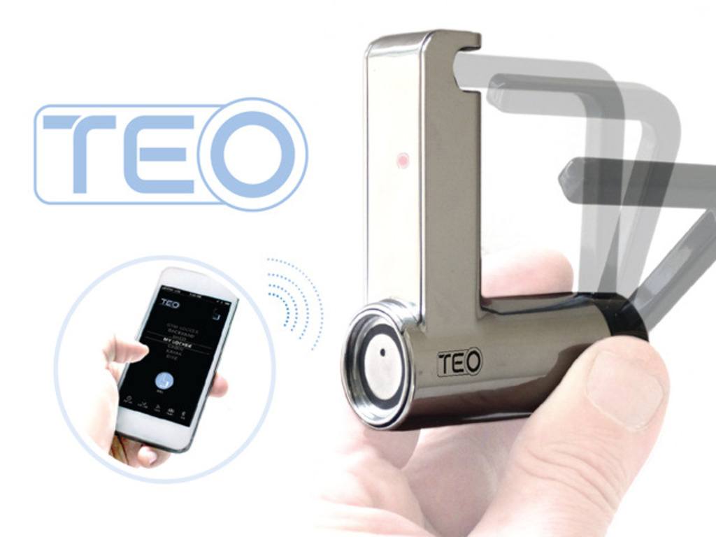 TEO: The future of the padlock is here.'s video poster