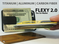 Flexy 2.0: Titanium Un-Wallet