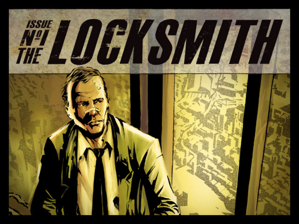 The Locksmith Issue #1's video poster