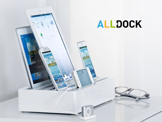 All Dock Universal Usb Charger For Tablet Smartphone
