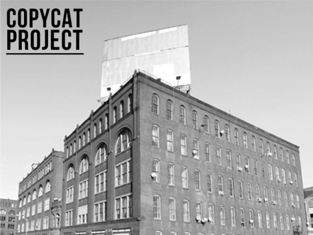 Copycat Project's video poster