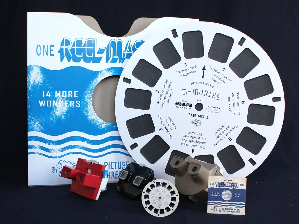 REEL-MASTER Picture Frame's video poster