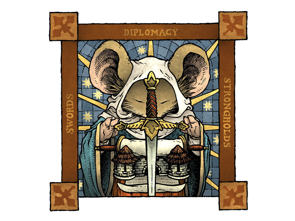 Mouse Guard: Swords & Strongholds's video poster