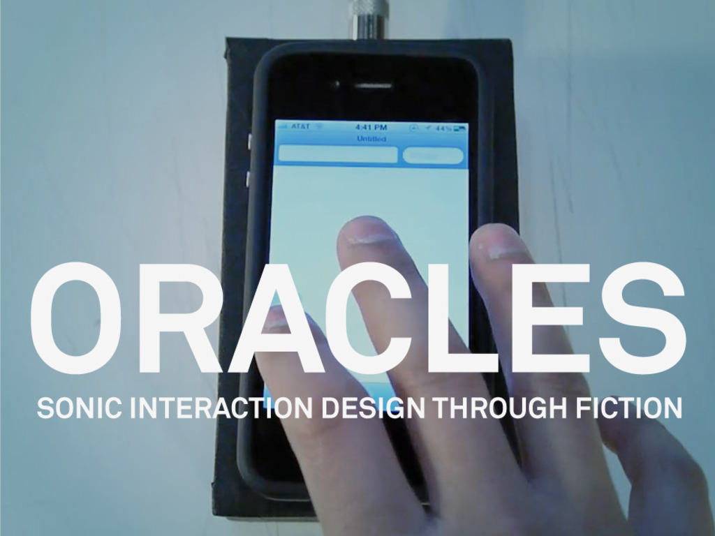 Oracle Stations's video poster