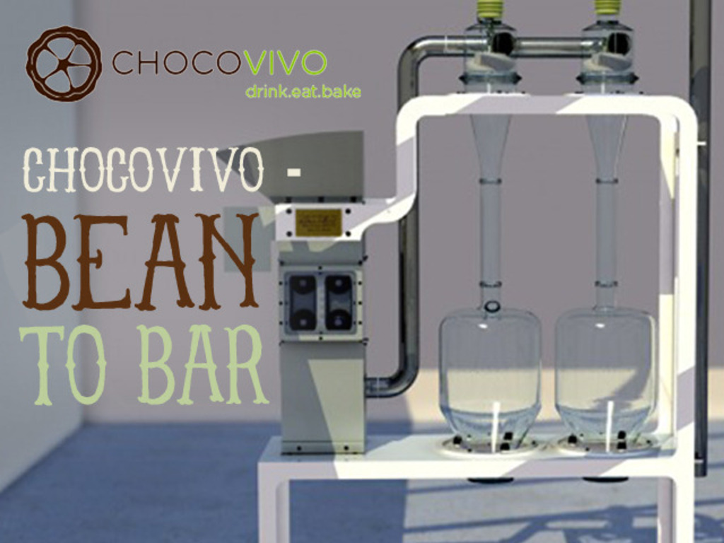 CHOCOVIVO - The Journey from Bean to Bar's video poster