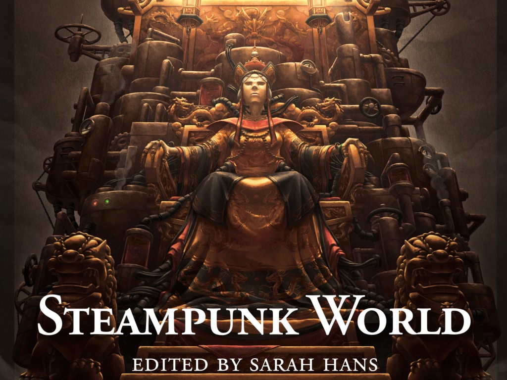 Steampunk World: A multicultural steampunk fiction anthology's video poster