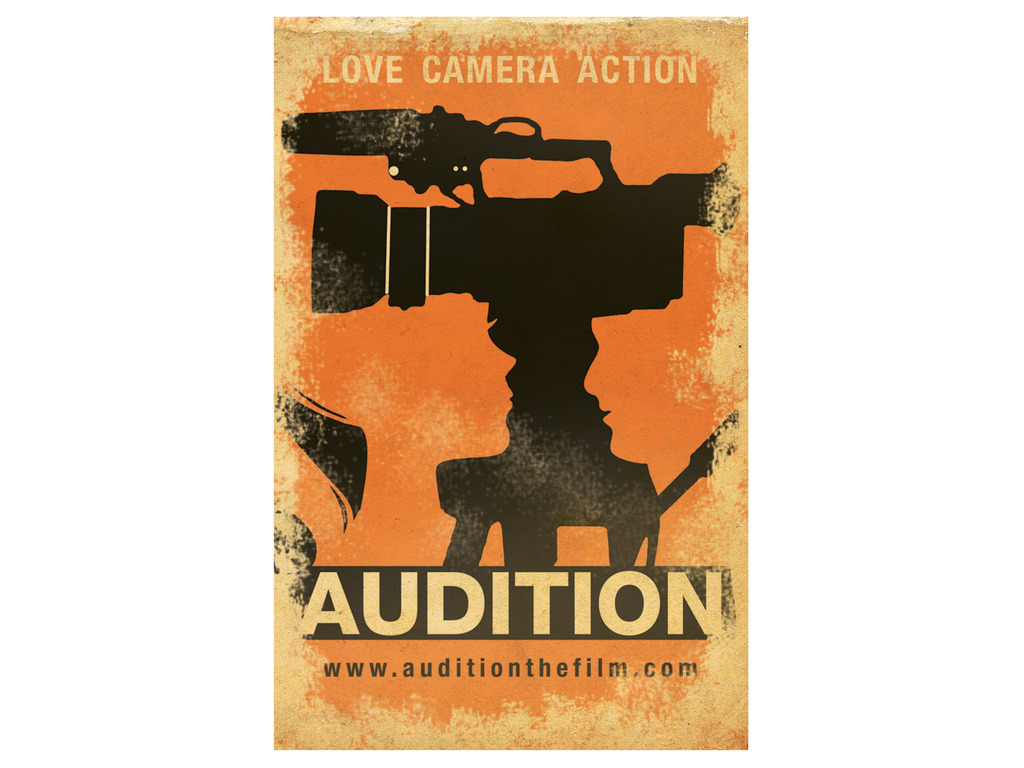 AUDITION   One Hundred Actors. One Love Story.'s video poster
