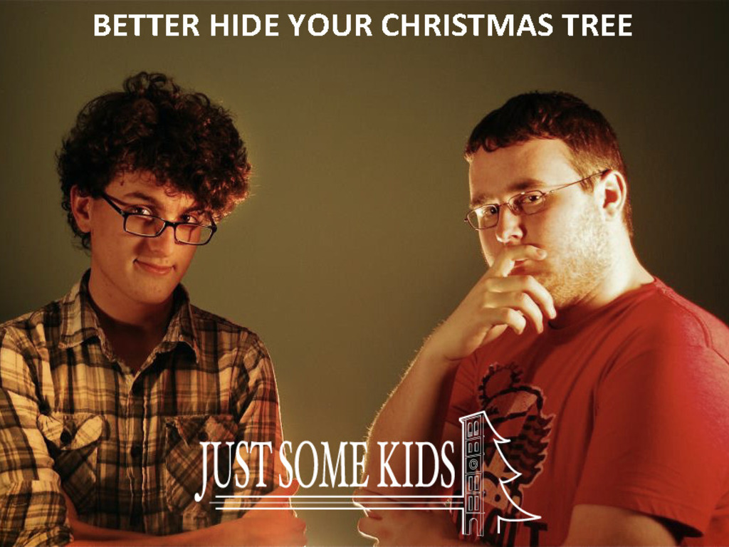 """""""Just Some Kids"""" - Student Film's video poster"""