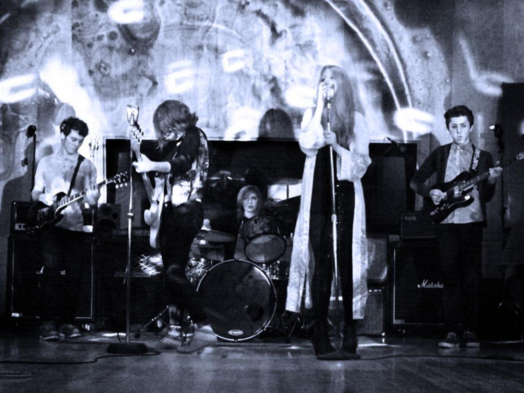 Modern Mod Debut Album- Tunnels's video poster