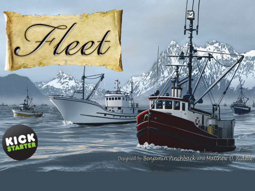 Fleet - Build your fleet and master the high seas!'s video poster