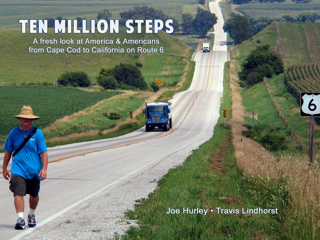 TEN MILLION STEPS - A fresh look at America and Americans -'s video poster