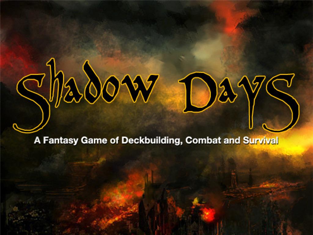 Shadow Days - Fantasy, Deckbuilding, Combat & Survival's video poster
