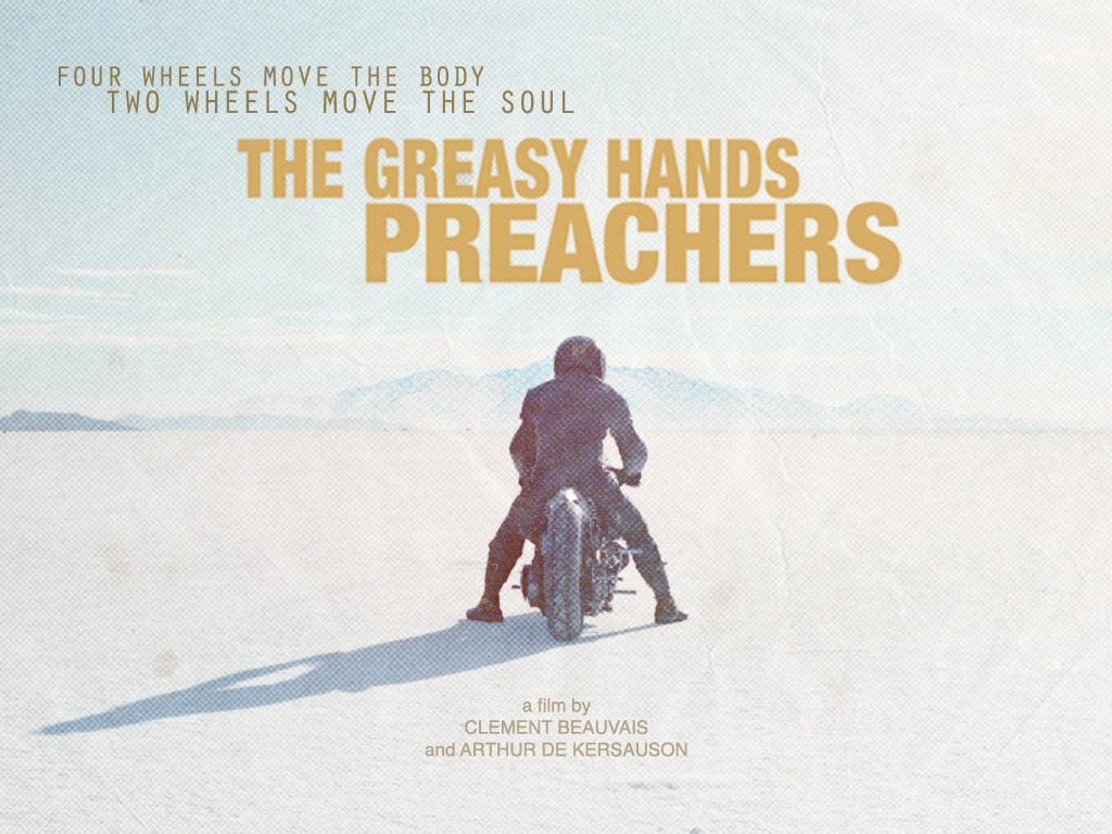 THE GREASY HANDS PREACHERS DOCUMENTARY's video poster