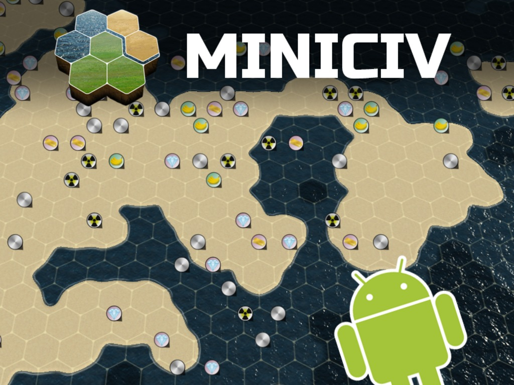 MiniCiv, 4X game for Android's video poster