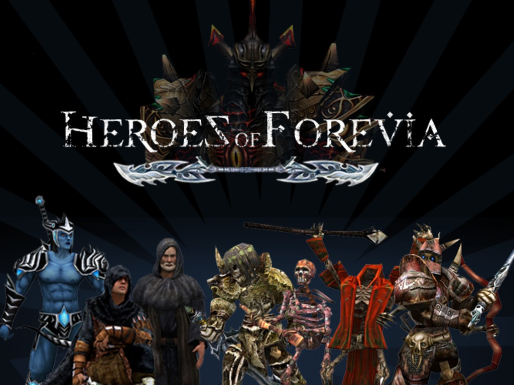 Heroes of Forevia's video poster