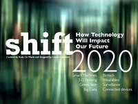 shift 2020 - How Technology Will Impact Our Future