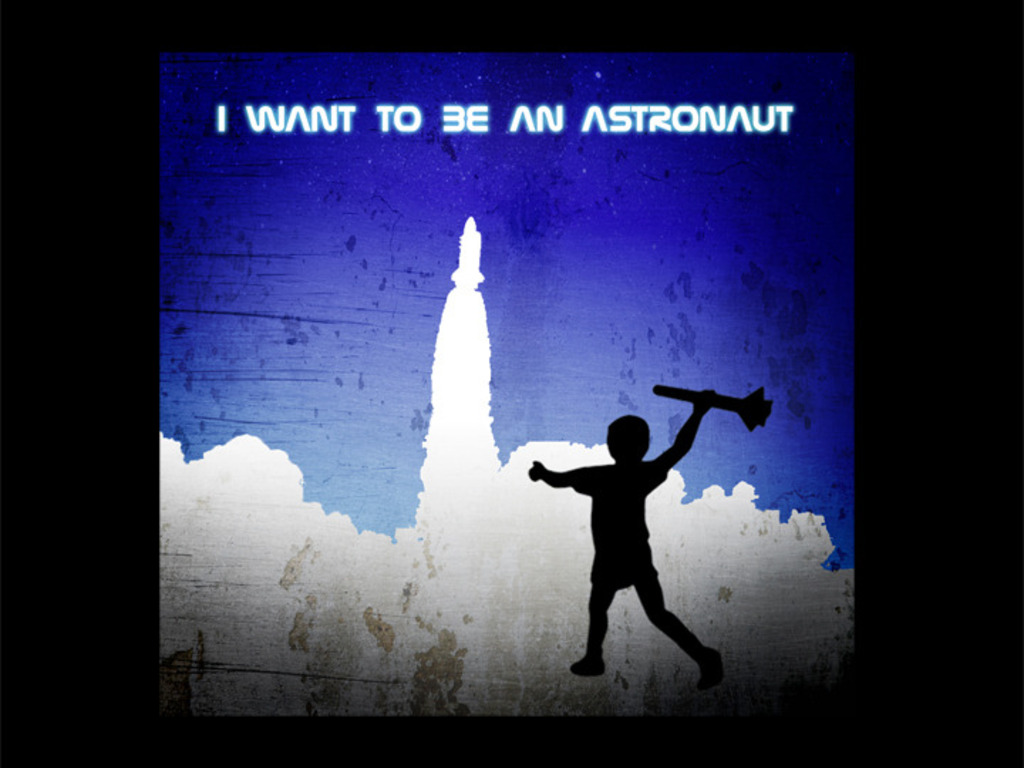 I Want To Be An Astronaut     Documentary Film's video poster