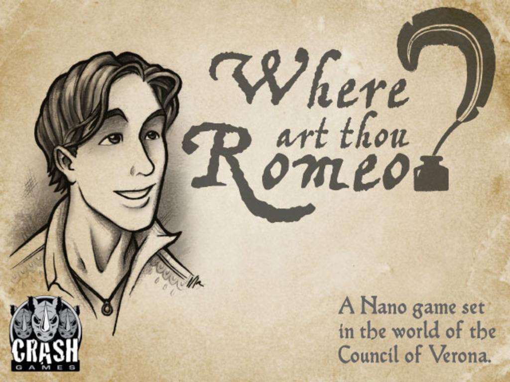 Where Art Thou, Romeo?'s video poster