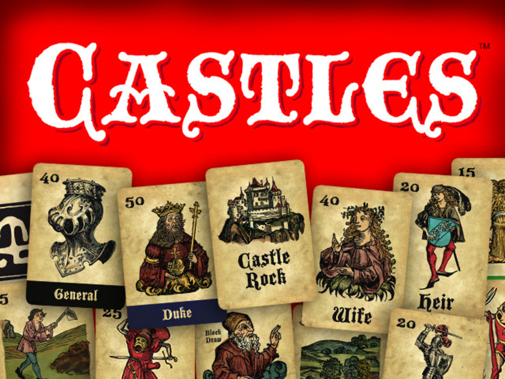 CASTLES - A Card Game for Two Players's video poster
