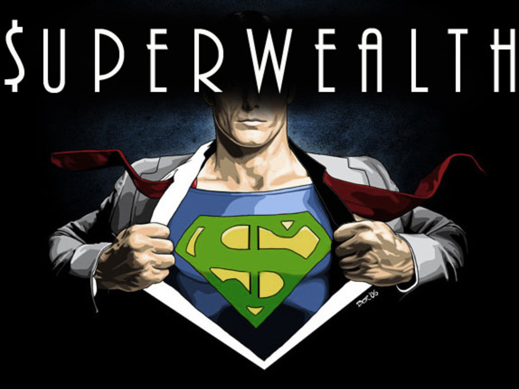 SUPERWEALTH's video poster