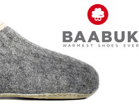 Baabuk - Warmest shoe ever