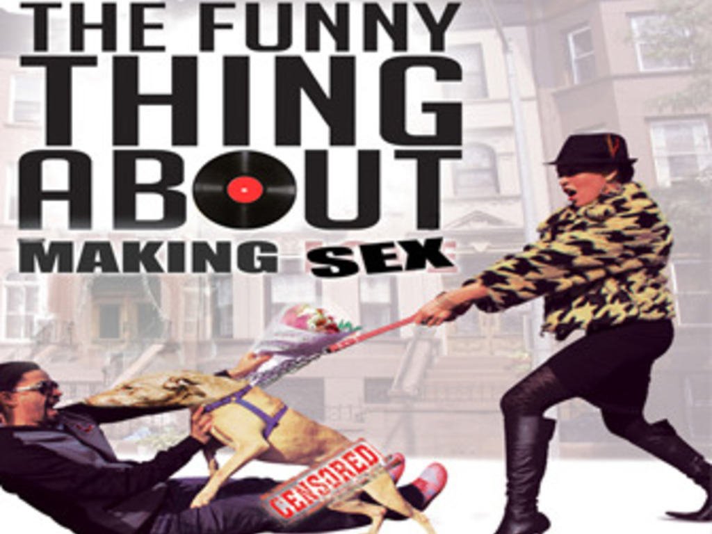 THE FUNNY THING ABOUT MAKING SEX's video poster