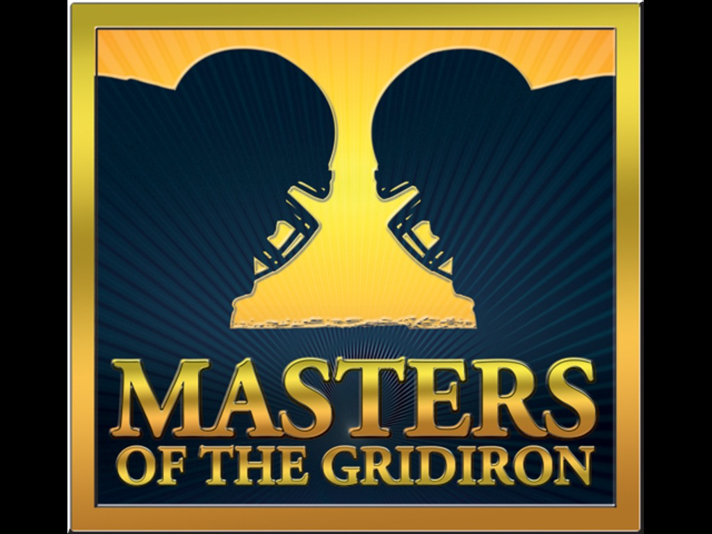 Masters of the Gridiron: Pro Football Card Game's video poster