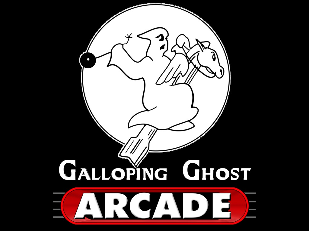 Galloping Ghost Arcade Expansion Project's video poster