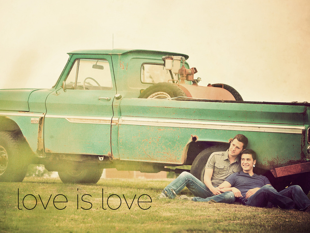 The Love is Love Project:'s video poster