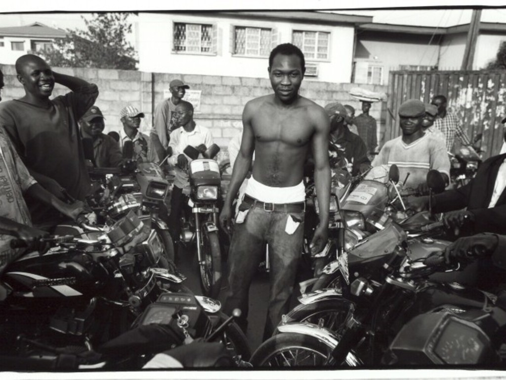 Post Production of feature doc about Nigerian Afro-beat musician/singer, Seun Kuti's video poster
