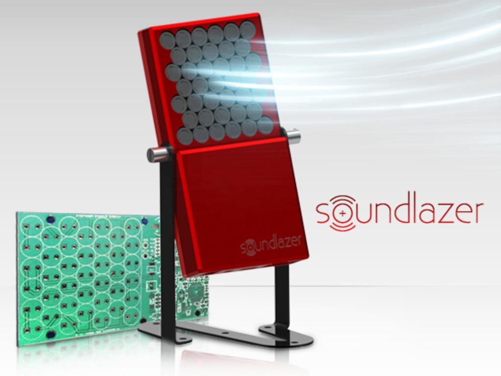 Soundlazer's video poster