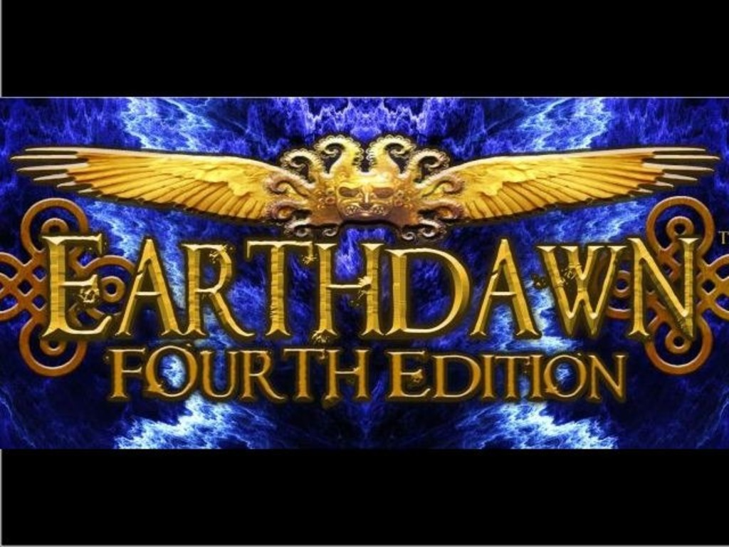 Earthdawn 4th Edition's video poster