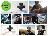SWIVIT PRO Multidirectional Mount for GoPro Hero Cameras