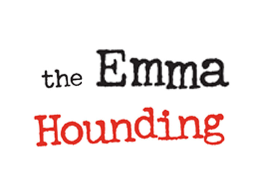 The Emma Hounding's video poster