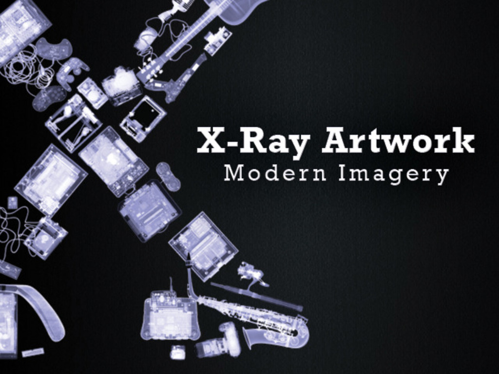 X-Ray Artwork's video poster