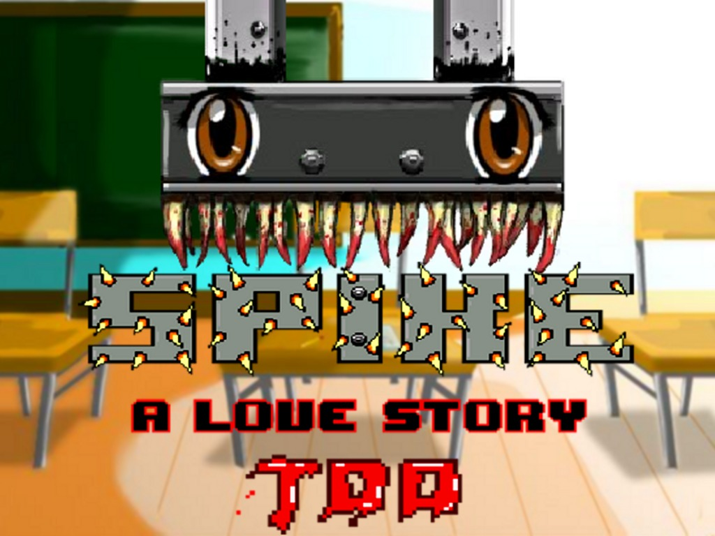 Spike: A Love Story Too's video poster
